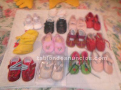 Zapatos de bebé. Tallas 15 a  pares.por 8 euros