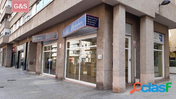 ALQUILER DE LOCAL COMERCIAL AVDA TRES FORQUES