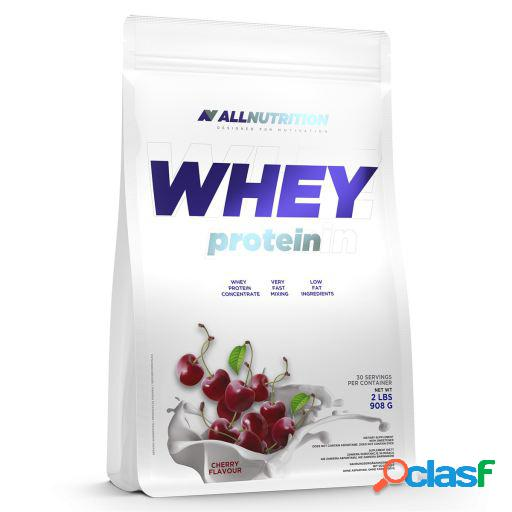 Allnutrition Proteína de Suero Doble Chocolate 908 gr