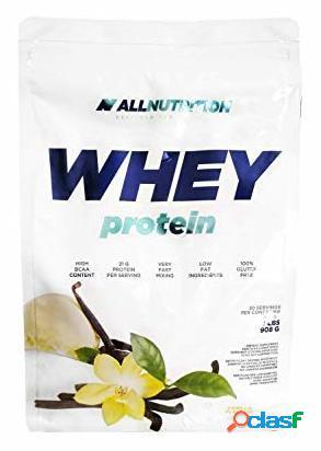 Allnutrition Proteína de Suero Vainilla Banana 908 gr