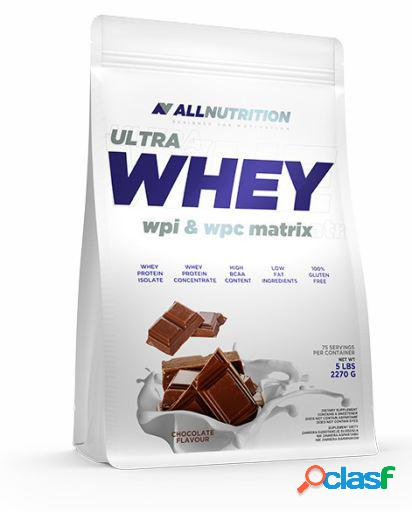 Allnutrition Whey Ultra Chocolate 2270 gr
