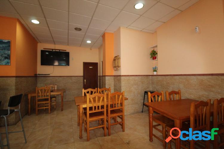 Bar en VENTA y en ALQUILER en El Tancat