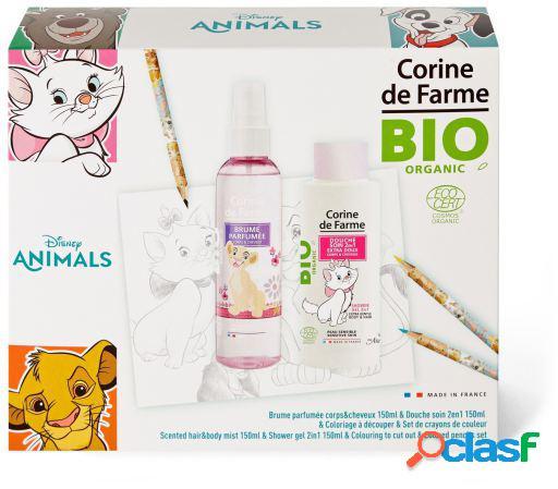 Corine De Farme Pack Animales 2 Piezas