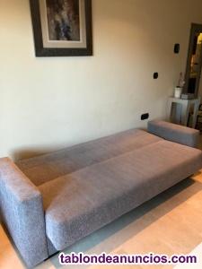 Se vende sofa cama en perfecto estado