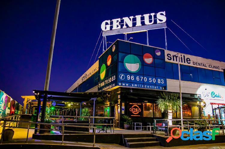 Traspaso de negocio Café-Pub Pub GENIUS en Avenida Delfina