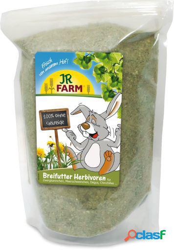 Jr Farm Papilla para Herbivoros 200 GR