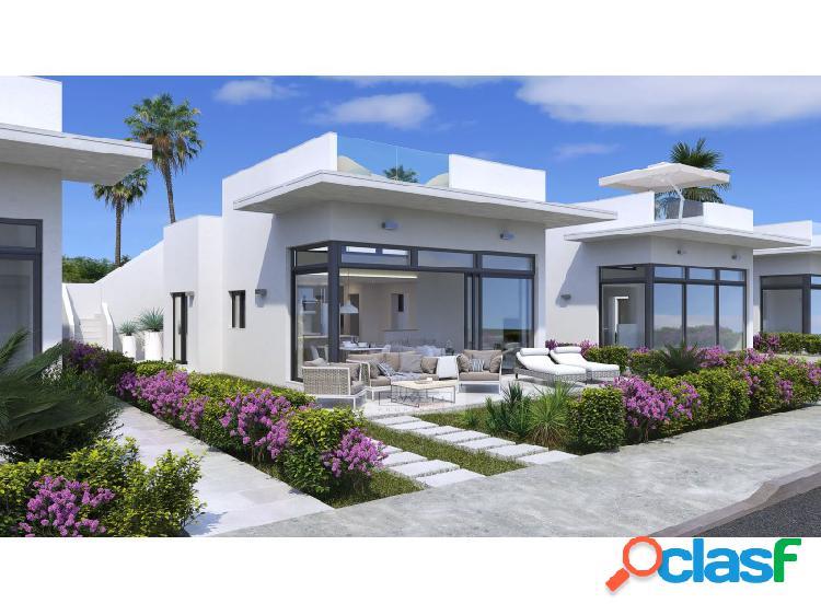 Villas independientes en Alhama Golf, Murcia.