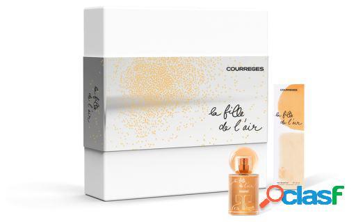 Courrèges La Fille de L'Air Eau Parfum 50 ml + Eau Parfum