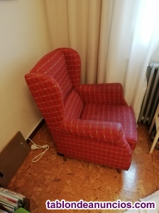 Vuendo sofa y 2 butacas