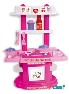 Saica Cocina Pequeño Hello Kitty