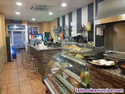 Traspaso bar cafeteria en valencia capital