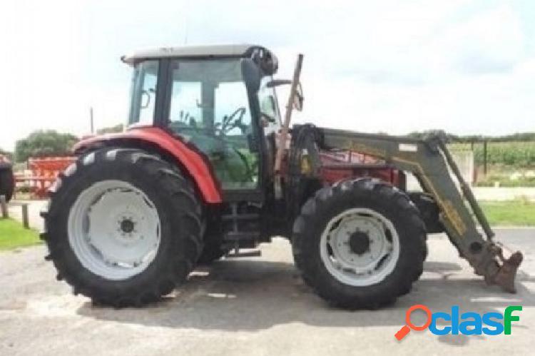 Tractor massey ferguson 5455