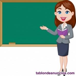 Clases particulares primaria y secundaria