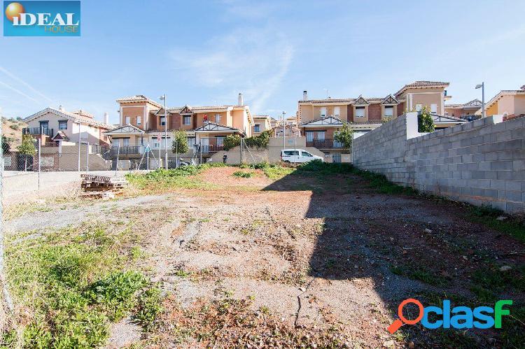 A6559J1. Solar en Huétor Vega. www.idealhouse.es