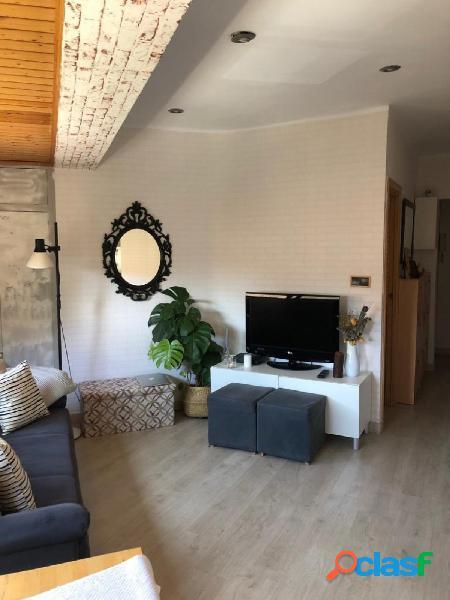 Alquiler piso vivienda 2 hab amueblada en Collblanc