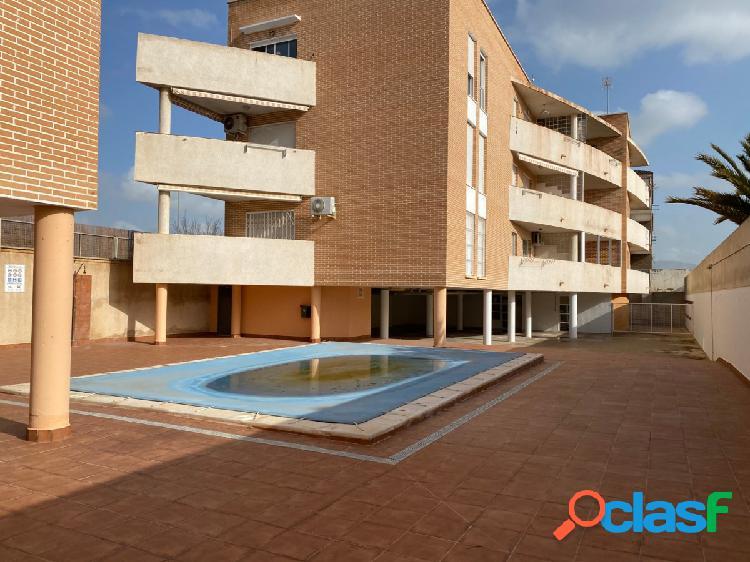 Apartamento con vistas al mar en Puerto de Mazarrón