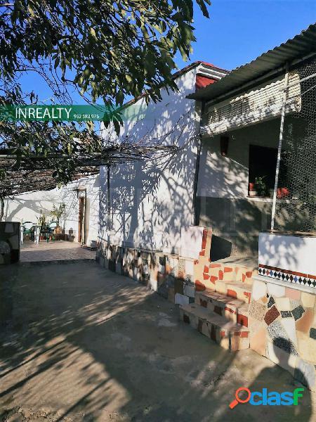 Casa de Campo en Carretera de Mijas- parcela 223 m2