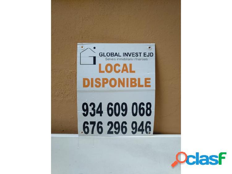 Local de alquiler en Pi i Gibert en Badalona