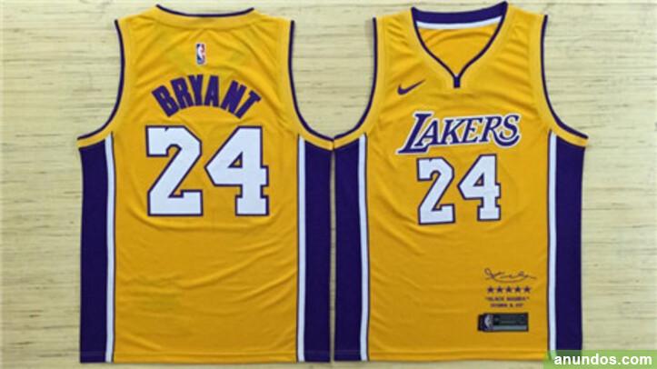 Kobe bryant 24 nba camiseta mas baratos seguro pago - Madrid