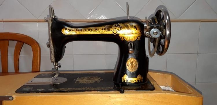 Vendo máquina de coser.