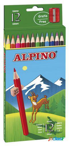 Alpino 12 Lápices Alpino Carton