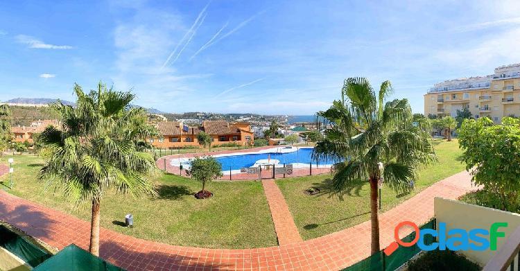 Apartamento con vistas al mar en el Jardín Botánico, una