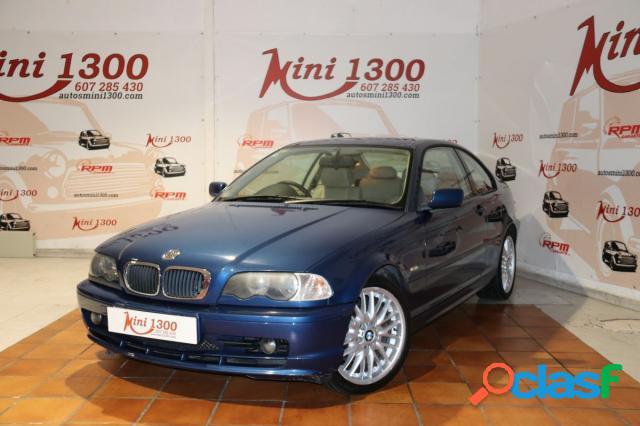 BMW Serie 3 Coupé gasolina en Málaga (Málaga)