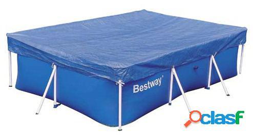 Bestway Cobertor para piscina rectangular 300x201cm Bestway