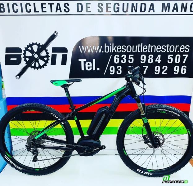 Bicicleta Electrica Cube Reaction Hpa Hybrid 29