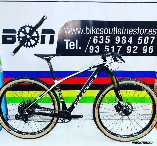 Bicicleta Ghost Lector Wrc Lc Kashima Nueva