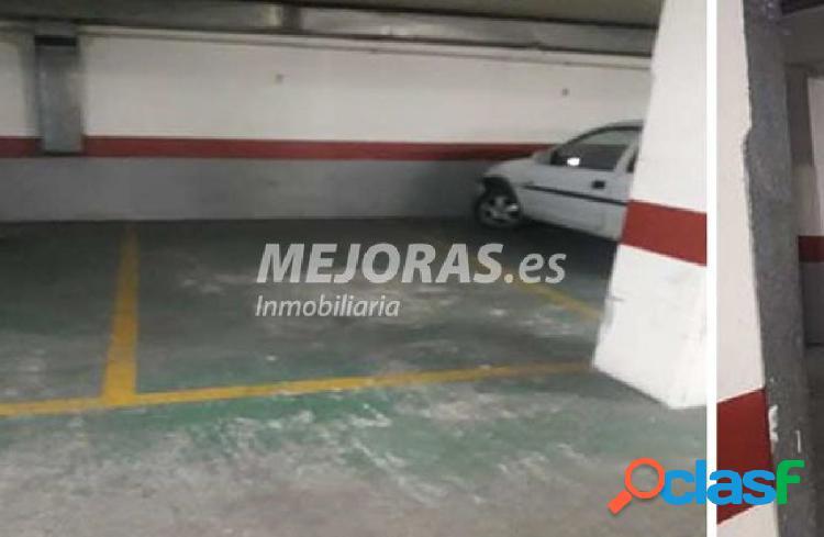 En venta PLAZA DE GARAJE en Tudela