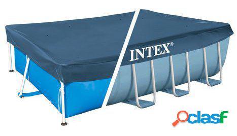 Intex Cobertor piscina rectangular prisma small frame