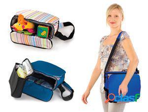Kids Kit Trona Maleta +Bolsa Termo Estampado