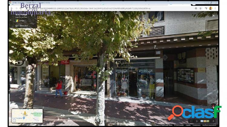 Local comercial en Avenida de Portugal, Logroño