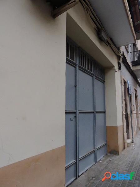 Local disponible en la zona de Alborgi (Paterna)