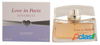 Nina Ricci Love In Paris Eau de Parfum 50 ml