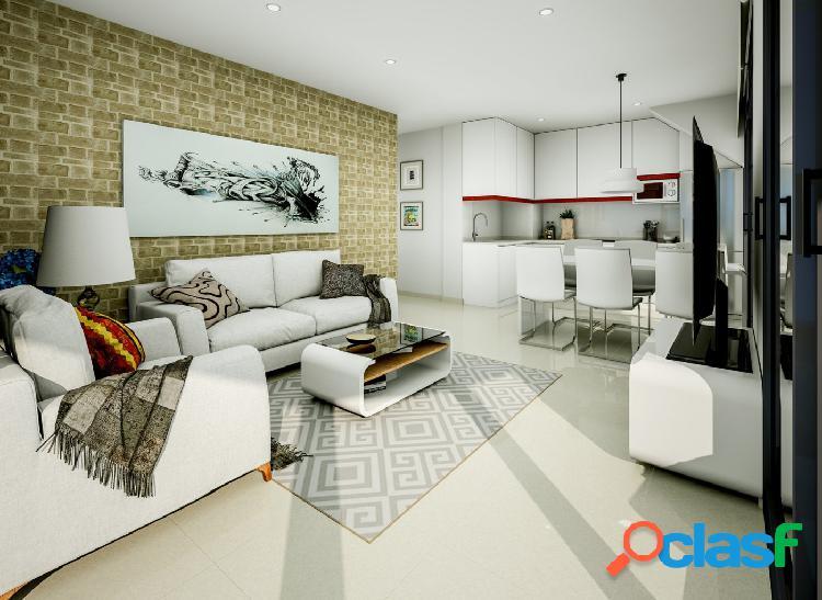 Nuevo apartamento en Torrevieja a 150 m de la Playa