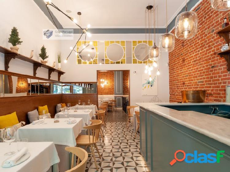 Traspaso Bar Restaurante 140m² próximo al Paseo de la