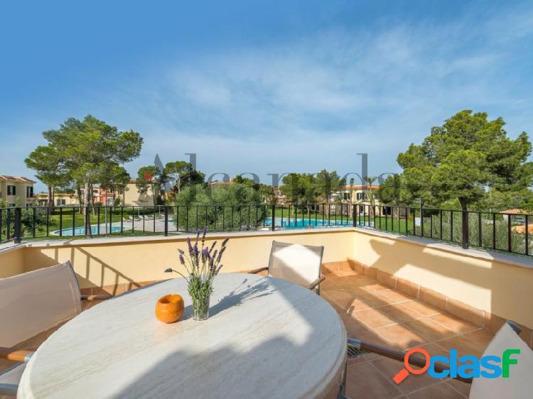 Ático en la nueva urbanización de Sa Rapita, Mallorca.