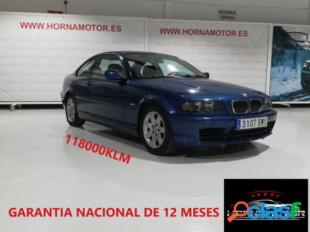 BMW Serie 3 Coupé gasolina en Cuarte de Huerva (Zaragoza)