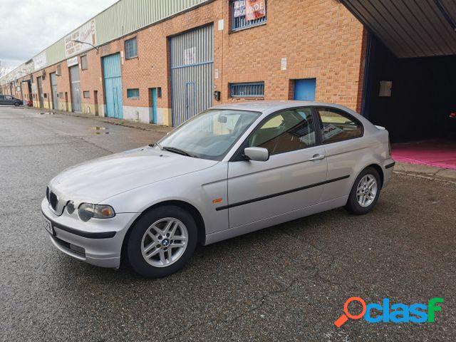 BMW Serie 3 gasolina en Villalbilla (Madrid)