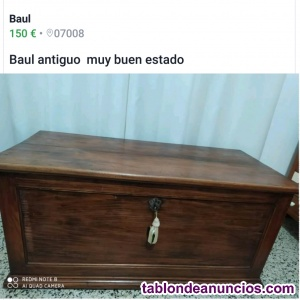 Baul antiguo