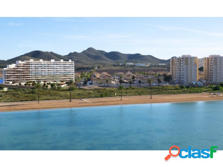EWE - Apartamento en Playa Honda, Mar Menor
