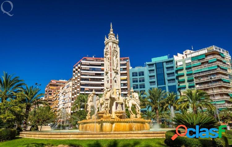 Gran piso en el centro de Alicante