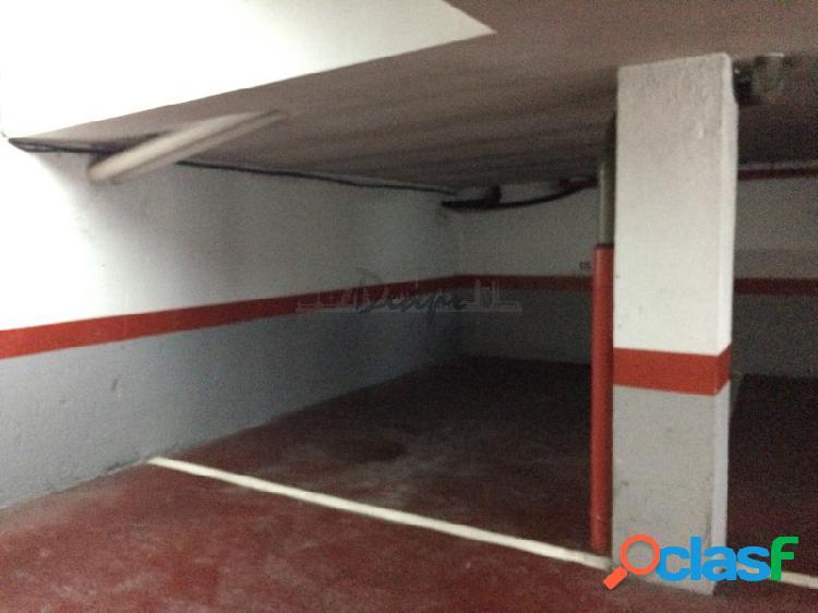 Plaza de garaje en zona Palacio, dentro de Madrid Central