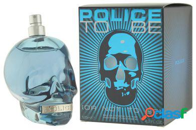 Police To Be Or Not To Be For Man Eau De Toilette 125Ml 125