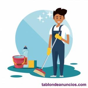 Se busca limpiadora