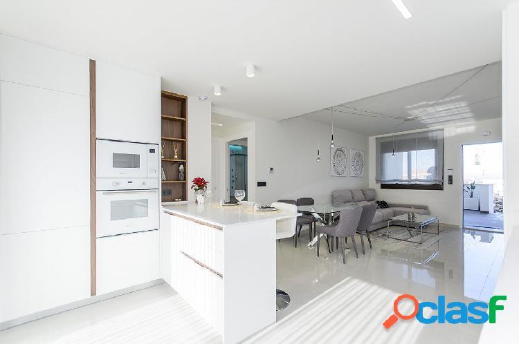 Bonitos apartamentos de obra nueva frente a las Salinas, Los