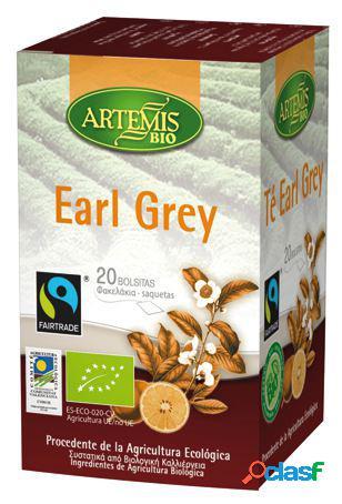 Herbes del Molí Te Earl Grey Infusion Eco 20 Filtros
