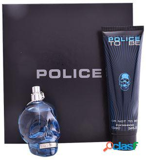Police To Be Or Not To Be Lote 2 Piezas